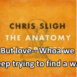 "Song of the Week – ""One"" by Chris Sligh"